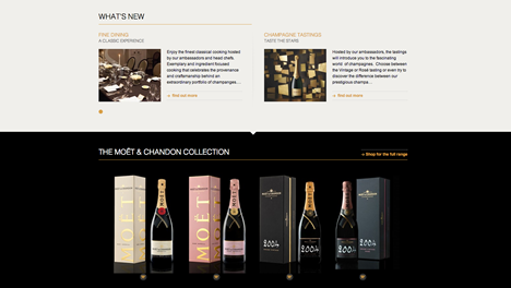 Moët Hennessy Selection Brand Stories